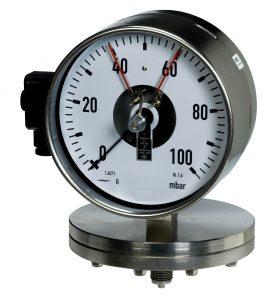 Magnetspringkontakt Manometer