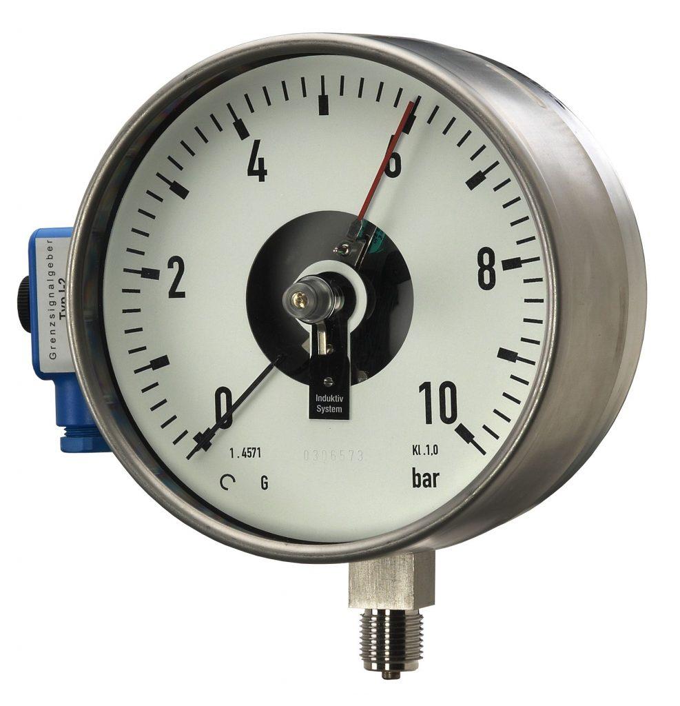 Kontaktmanometer Gormen Messtechnik