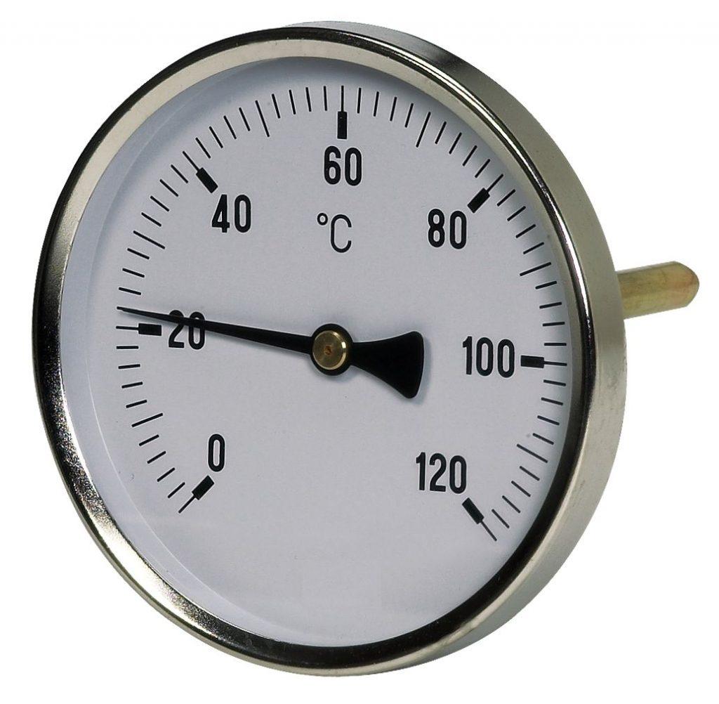 Standard-Bimetallthermometer Gormen Messtechnik