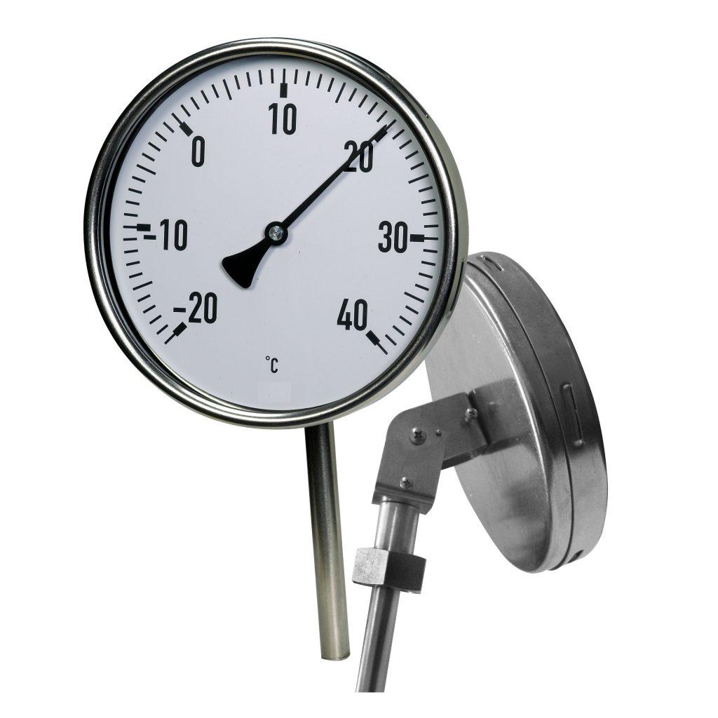 Gelenk-Bimetallthermometer Industrie – Bimetallthermometer